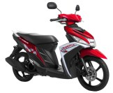 Mio M3 Energetic Red