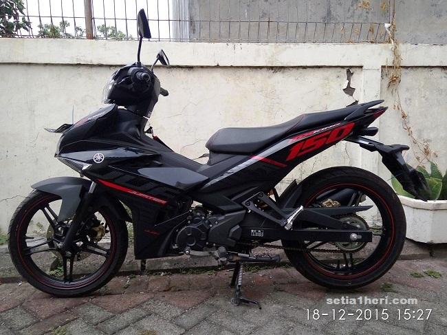 Yamaha MX King tahun 2015 (1)