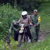 foto epik polwan mensukseskan pilkada di sumatra selatan tahun 2015 (4)