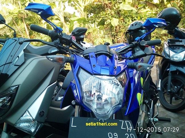 Modifikasi Minimalis Yamaha Nva Livery Moto Gp Ini Bikin Gagah