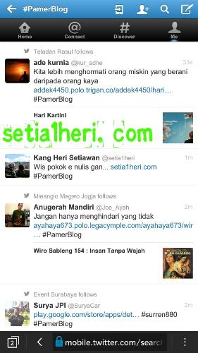 trending topik twitter pamer blog 2015