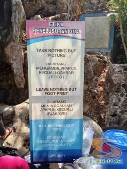 wisata goa gong pacitan 2015 bersama blogger honda fun turing (10)