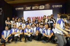 Jorge Lorenzo dengan pertemuan Yamaha Philipine 30 januari 2016