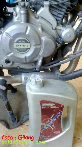 Panduan Pemeriksaan Sepeda Motor (T-CLOCS) bagi biker