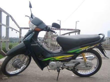 motor honda supra keluaran tahun 1999~01