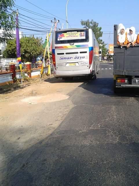 bus AKAP SINAR JAYA HILANG TAHUN 2016~03