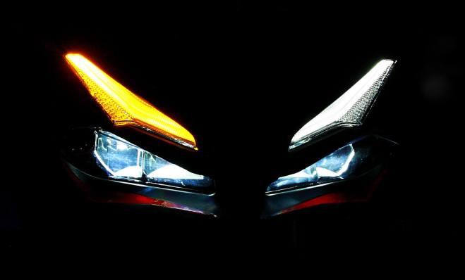 lampu sein depan all new honda cbr250rr tahun 2016