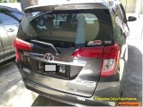 Toyota calya tipe g AT warna grey atau abu2 metallik 3