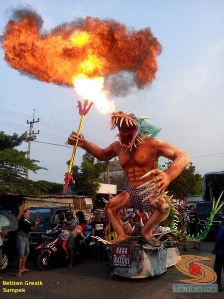 foto-foto karnaval sembayat tahun 2016 atau sembayat bamboo carnival 2016 (1)