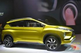 mobil konsep mitsubishi XM concept 2016 diperkenalkan di GIIAS tahun 2016 (1)