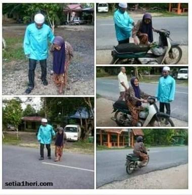 nenek-tua-naik-motor-sendiri-di-malaysia