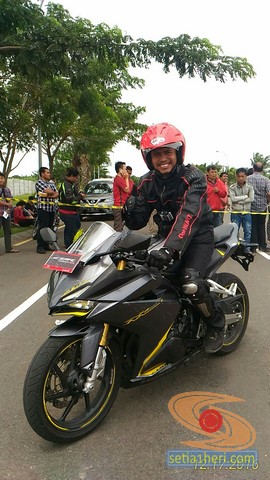 Mau beli Honda CBR250RR di Jawa Timur, silahkan datangi 21 wing diler berikut ini