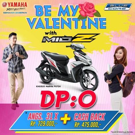 promo MIO-DP-0-khusus valentine di jawa timur