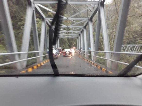 jembatan kembar cangar yang wingit