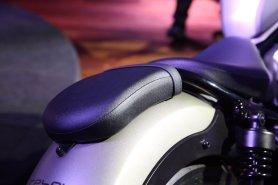 "Seat Tandem"" & Pilllion Step Honda CMX 500 Rebel"