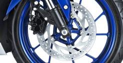 disc brake lebih besar yamaha r15 v3 tahun 2017