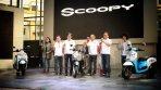 peluncuran Honda All New Scoopy 12 inchi tahun 2017