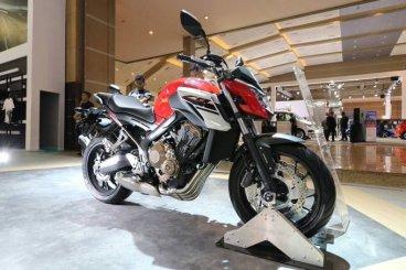 tampilan baru Honda CB650F tahun 2017