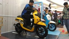 khs bersama scoopy 12 inch modif caferacer tahun 2017 (1)