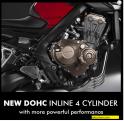 mesin DOHC moge honda cb650f tahun 2017