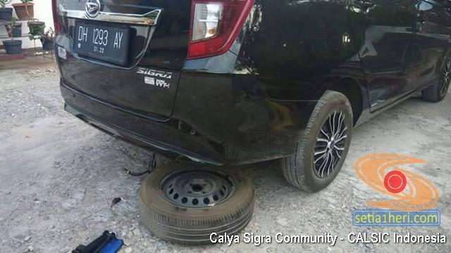 99 Koleksi Modifikasi Ban Mobil Sigra Gratis