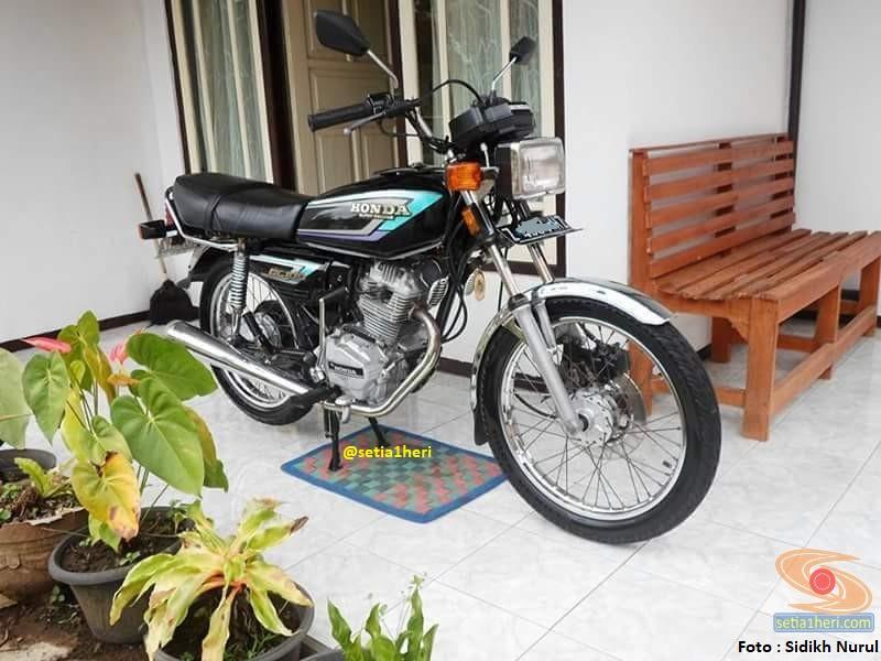 Ini Beda Honda Gl Max Gl 100 Dan Gl Pro Brosis Setia1heri Com