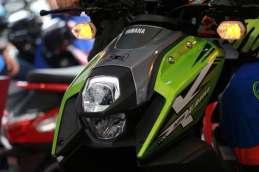 lampu hazard di yamaha x-ride 125 cc tahun 2017