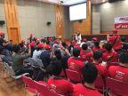Blogger dan Vlogger se-Indonesia kunjungi pabrik motor Honda di Plant Karawang Juli tahun 2017 (2)