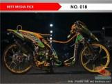 Daftar Lengkap Pemenang Honda Modif Contest 2017 Seri Surabaya tahun 2017 (3)