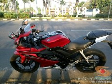 Yamaha All New R15 tahun 2017 digeber blogger setia1heri (4)