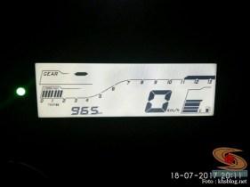 dashboard alias MID Yamaha All New R15 tahun 2017
