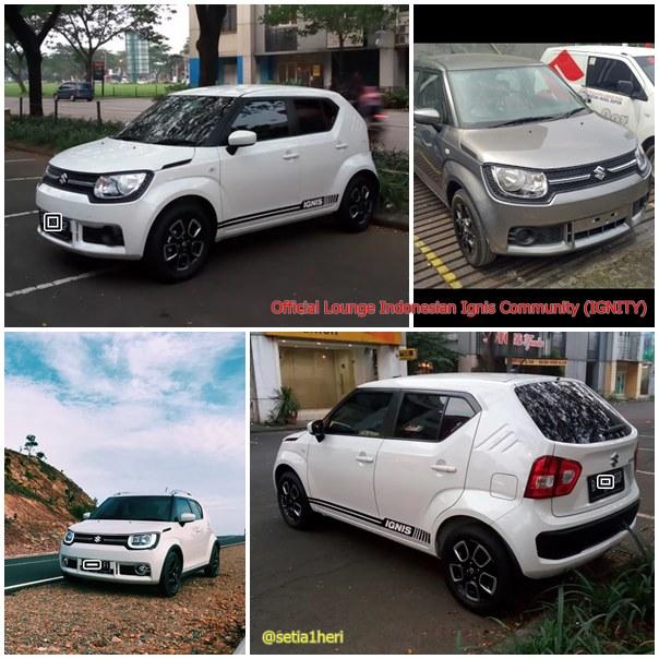 Kumpulan Hasil Review Suzuki Ignis Tahun 2017 Oleh Kaskuser