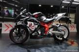 Honda CBR250RR Special Edition tema The Art of Kabuki tahun 2017