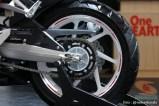 velg belakang Honda CBR250RR Special Edition tema The Art of Kabuki tahun 2017