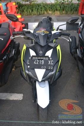 Kumpulan modifikasi minimalis Yamaha Aerox 155 VVA (3)