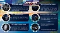 fitur terbaik All New Satria F150 tahun 2017