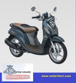 Yamaha fino grande ban lebar dan tubeless tahun 2017