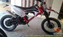 Kumpulan gambar motor trail basis motor matic alias trail matic (20)