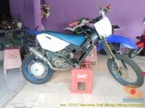 Kumpulan gambar motor trail basis motor matic alias trail matic (7)