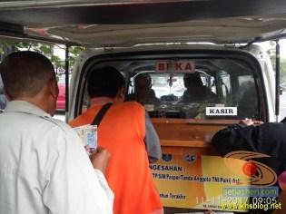 Pengalaman bayar pajak motor tahun 2017 di Samsat Keliling depan THR Surabaya (5)