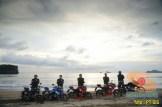 Suzuki GSX-S150 explorasi Pesisir Pantai Selatan Malang 2017 (11)