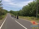 Suzuki GSX-S150 explorasi Pesisir Pantai Selatan Malang 2017 (9)
