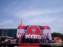 Meriahnya final Honda Dream Cup 2017 di Kota Surabaya (1)