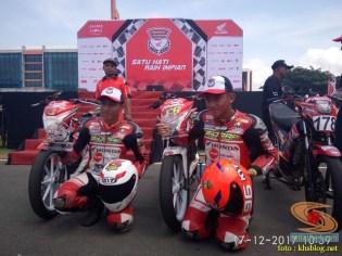 Meriahnya final Honda Dream Cup 2017 di Kota Surabaya (3)
