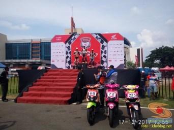 Meriahnya final Honda Dream Cup 2017 di Kota Surabaya (6)