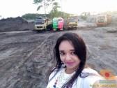 Ratu Nolayyyy Indonesia, Sopir Cantik dump truk asal Jember...salam 1A3P (4)