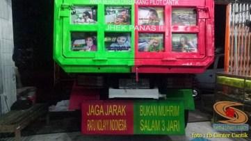 Ratu Nolayyyy Indonesia, Sopir Cantik dump truk asal Jember...salam 1A3P (8)