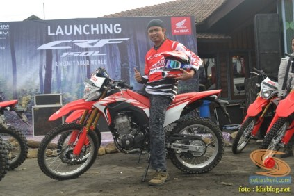 khs bersama honda trail crf150l di Bromo Jawa Timur (3)