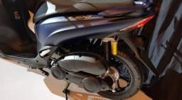 Penampakan Yamaha Lexi 125 cc tahun 2018...mirip adiknya NMAX gans.. (13)