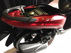 Penampakan Yamaha Lexi 125 cc tahun 2018...mirip adiknya NMAX gans.. (4)
